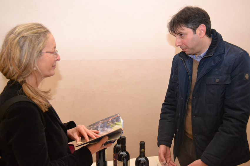 primitivo press tour